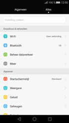 Huawei P8 (Model GRA-L09) - NFC - NFC activeren - Stap 3