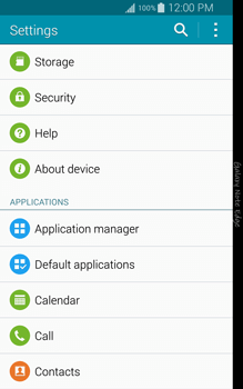 Samsung N915FY Galaxy Note Edge - Network - Installing software updates - Step 5