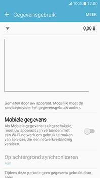 Samsung Galaxy J7 (2016) (J710) - Internet - Aan- of uitzetten - Stap 6