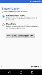 Sony Xperia XA1 - E-mail - Configurar Outlook.com - Paso 13