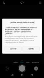 Huawei Huawei Y6 - Funciones básicas - Uso de la camára - Paso 3