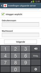 Samsung I9295 Galaxy S IV Active - E-mail - handmatig instellen - Stap 15