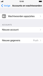 Apple iPhone 5s - iOS 11 - E-mail - Account instellen (POP3 zonder SMTP-verificatie) - Stap 4