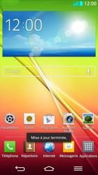 LG G2 - MMS - Configuration automatique - Étape 6