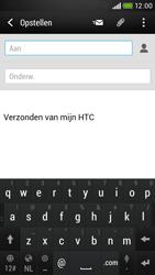 HTC Desire 601 - E-mail - e-mail versturen - Stap 4