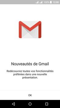 Acer Liquid Z630 - E-mail - Configuration manuelle (gmail) - Étape 4