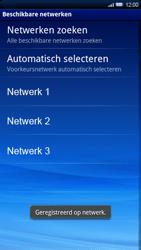 Sony Ericsson Xperia X10 - Netwerk - gebruik in het buitenland - Stap 12