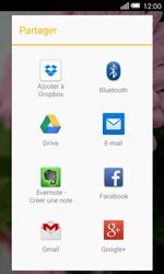 Alcatel OT-5050X Pop S3 - Photos, vidéos, musique - Prendre une photo - Étape 10