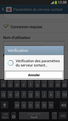 Samsung I9195 Galaxy S IV Mini LTE - E-mail - Configurer l