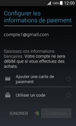 Samsung J100H Galaxy J1 - Applications - Créer un compte - Étape 17