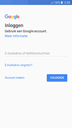 Samsung galaxy-a5-2017-android-oreo - Applicaties - Account aanmaken - Stap 4