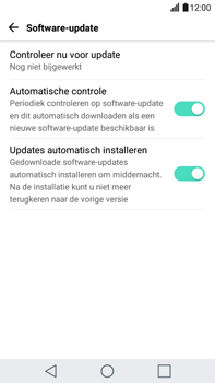 LG Stylus 2 (K520) - Software updaten - Update installeren - Stap 8