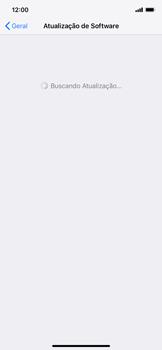 Apple iPhone XR - Funções básicas - Como atualizar o software do seu aparelho - Etapa 5