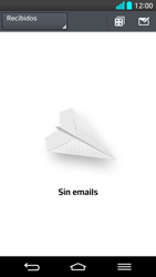 LG G2 - E-mail - Configurar correo electrónico - Paso 4