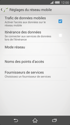 Sony Xperia Z2 (D6503) - Internet - Configuration manuelle - Étape 7