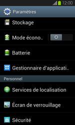 Samsung Galaxy S2 - Applications - Supprimer une application - Étape 4