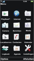 Sony Ericsson U5i Vivaz - E-mail - Handmatig instellen - Stap 4