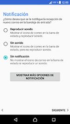 Sony Xperia XA1 - E-mail - Configurar Yahoo! - Paso 11