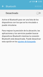 Samsung Galaxy S7 - Bluetooth - Conectar dispositivos a través de Bluetooth - Paso 5