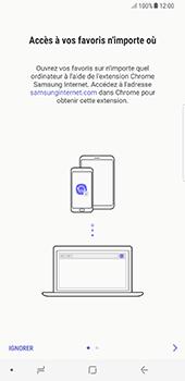 Samsung Galaxy Note 8 - Internet - Navigation sur Internet - Étape 4