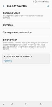 Samsung Galaxy A7 2018 - Aller plus loin - Gérer vos données depuis le portable - Étape 8