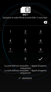 Sony Xperia L1 - Mms - Configuration manuelle - Étape 21