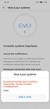 Huawei Mate 20 Lite - Appareil - Mise à jour logicielle - Étape 8