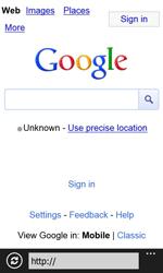 Nokia Lumia 620 - Internet - Internet browsing - Step 12