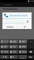 Acer Liquid Z410 - Voicemail - Handmatig instellen - Stap 9