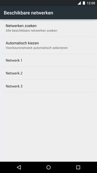 Motorola Nexus 6 - Netwerk - gebruik in het buitenland - Stap 10