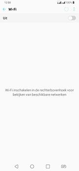 LG v40-thinq-lm-v405ebw - WiFi - Verbinden met een netwerk - Stap 6