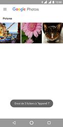 Nokia 3.1 - Photos, vidéos, musique - Envoyer une photo via Bluetooth - Étape 12
