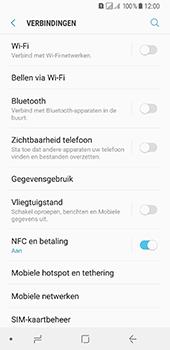 Samsung Galaxy A8 (2018) - Internet - Mobiele data uitschakelen - Stap 5