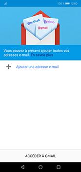 Huawei P20 Lite - E-mail - Configuration manuelle (gmail) - Étape 5