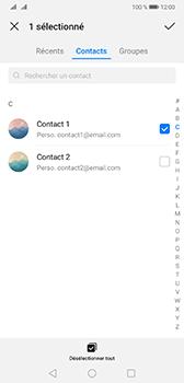 Huawei Mate 20 - E-mail - envoyer un e-mail - Étape 5