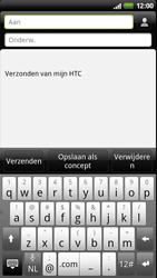 HTC Z715e Sensation XE - E-mail - e-mail versturen - Stap 4