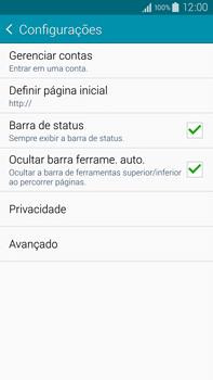 Samsung N910F Galaxy Note 4 - Internet (APN) - Como configurar a internet do seu aparelho (APN Nextel) - Etapa 25