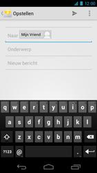 Samsung I9250 Galaxy Nexus - E-mail - E-mails verzenden - Stap 7