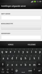 HTC One Mini - E-mail - Account instellen (IMAP met SMTP-verificatie) - Stap 15