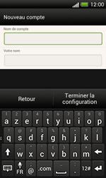 HTC C525u One SV - E-mail - Configuration manuelle - Étape 16