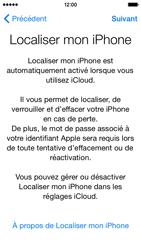Apple iPhone 5c (iOS 8) - Premiers pas - Créer un compte - Étape 33
