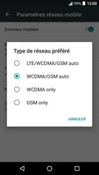 Acer Liquid Zest 4G - Réseau - Changer mode réseau - Étape 7