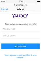 Apple iPhone 5s iOS 9 - E-mail - Configuration manuelle (yahoo) - Étape 6