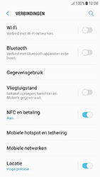 Samsung galaxy-j5-2017-sm-j530f-android-oreo - WiFi - Mobiele hotspot instellen - Stap 5