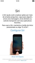 Apple iPhone 7 - iOS 10 - Primeiros passos - Como ativar seu aparelho - Etapa 21