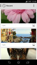 Sony D2203 Xperia E3 - MMS - Afbeeldingen verzenden - Stap 15