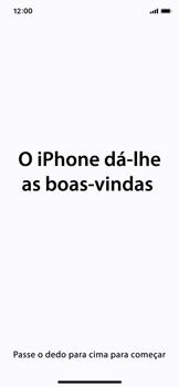 Apple iPhone XS - Primeiros passos - Como ligar o telemóvel pela primeira vez -  30