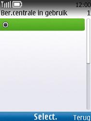 Nokia C2-01 - SMS - handmatig instellen - Stap 9