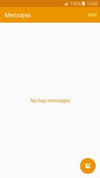 Samsung Galaxy A3 (2016) - Mensajería - Configurar el equipo para mensajes de texto - Paso 4