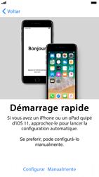 Apple iPhone 8 - Primeiros passos - Como ativar seu aparelho - Etapa 9
